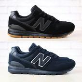 Кроссовки New Balance 996, р. 42,44,45, натур. замша, код nvk-2504
