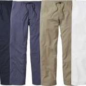 мужские штаны из льна.Livergy/Германия