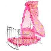 Кроватка для кукол 9349