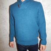 Blue inc свитер мужской тёплый стильный модный рXL