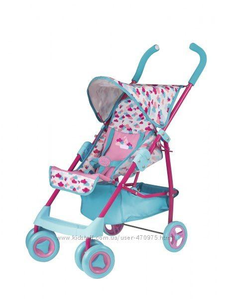 Коляска прогулочная для куклы zapf baby born идем на прогулку 1423492 фото №1