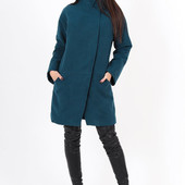 Пальто кашемировое в расцветках. Размеры  с, м, л, 48,50  1б