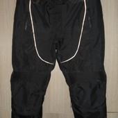 мото штаны байкерские 4XL пояс 112см