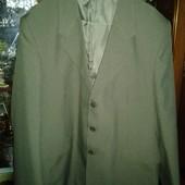 Ferro Италия классический мужской пиджак 54-56р