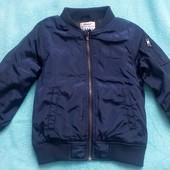 Новая курточка Rebel  на 5-6 лет