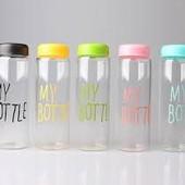Моя бутылка My bottle май батл ( с чехлом)Супер цена !!!