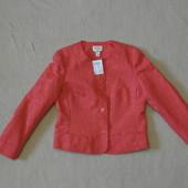 Брендовый пиджак Talbots Италия