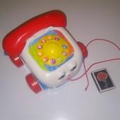 Каталка телефон Fisher Price
