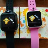 Распродажа Original smart baby watch Q200 android, 3g, камера, ips экран Гарантия