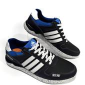 Кроссовки кожа Adidas мужские