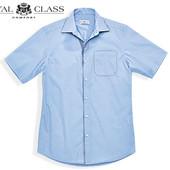Рубашка короткий рукав Royal Class размер 41, наш L-XL