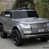 Детский электромобиль Джип Range Rover 6628 автопокраска