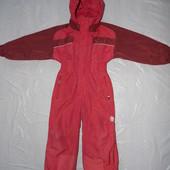 есть два! р.104-110, р. 152-158, термокомбинезон, Quechua, Франция, теплый зимний лыжный комбинезон