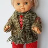 Кукла куколка пупсик Famosa Испания