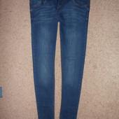 М-L  джинсы-суперскини