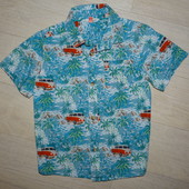 Рубашка John Lewis 5 лет, рост 110