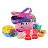 Музыкальная корзинка для пикника leap frog shapes and sharing picnic basket