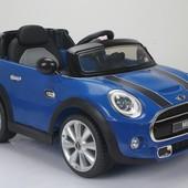 Детский электромобиль Mini Cooper T-7910