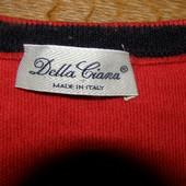 Della Ciana мужской свитер 100% мериносовая шерсть. 54-размер. Оригинал. Италия