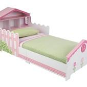 KidKraft Детская кровать для девочки Домик beds for toddlers 76255