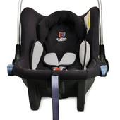Автокресло Eternal Shield Mommy Baby (серый/черный)