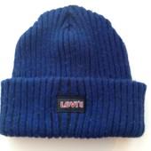 Теплая мужская шапка (большой размер)