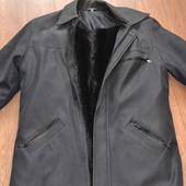 Теплая куртка, с отстегивающимся мехом