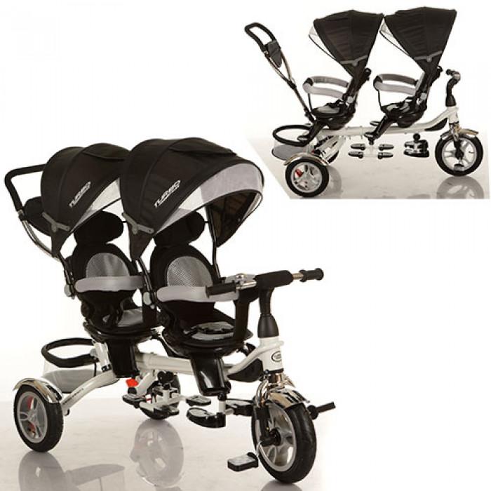 Детский трехколесный велосипед m 3116tw-6a-d фото №1