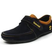 100-19С , Детская обувь для мальчика, мокасины для мальчика, туфли-мокасины,синий, замша, р 32-39