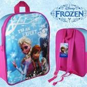 Дошкольный детский рюкзак Disney Anna и Elsa последний в наличии