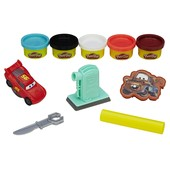 Play Doh Cars Toy