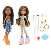 Набор кукол Bratz Yasmin и Sasha с аксессуарами