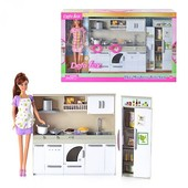 Кукла DEFA с кухней