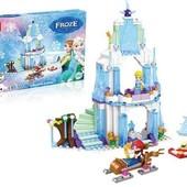 Конструктор Frozen 3 вида Фроузен