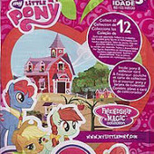 Фигурка пони  5см в закрытой упаковке 2 волна My Little pony blind bag