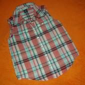 Рубашка Gap Kids на 6-7 лет в отличном состоянии