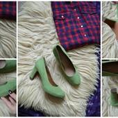 Новые туфли Tamaris цвет сезона, р-р 40-41