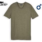 Бронь Мужская футболка с мериносовой шерсти от Crane р.М(48/50)