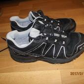 (№і533)фирменные кроссовки 40 UK 6,5 Salomon