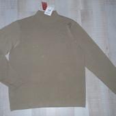 Легкий мужской свитер Point Zero, р. L, нюанс
