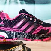 Кроссовки Adidas Marathon TR 13 blue pink