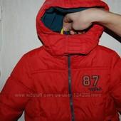 Куртка на синтепоне CoolClub р. 104 Польша