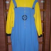 Пижама флисовая, мужская, размер ХХД рост до 190 см Sedarwood State