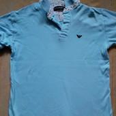 Тениска Emporio Armani оригинал р.46-М
