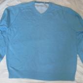 Новый мужской свитер Human Nature р.xl/2xl 100% хлопок,сток