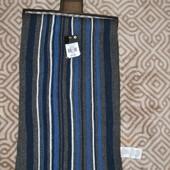 новый брендовый мужской шарф Primark Cedar Wood State длина 155 см