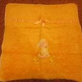 Теплое одеяло-конверт для ребенка