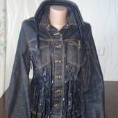 Джинсовая курточка You I. Размер S-M