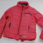 Snow angel. Лососевая лыжная термокуртка. 164 размер