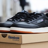 Кроссовки Reebok Club C 85 black